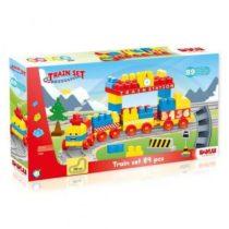 Lego train 89pcs DOLU jouet p'tit ange Tunisie