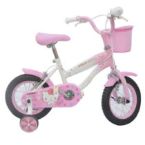 Bicyclette 3ANS 4 ANS-Hello-Kitty-pour-Filles-12-HK12tunisie-prix-PTITANGE