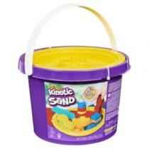 Kinetic sand 3 Colour bucket with tools sable magic jouet enfant p'tit ange tunisie