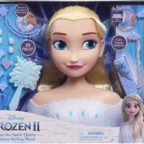 Tête à coiffer Elsa - La Reine des Neiges 2 jouet Tunisie p'tit ange