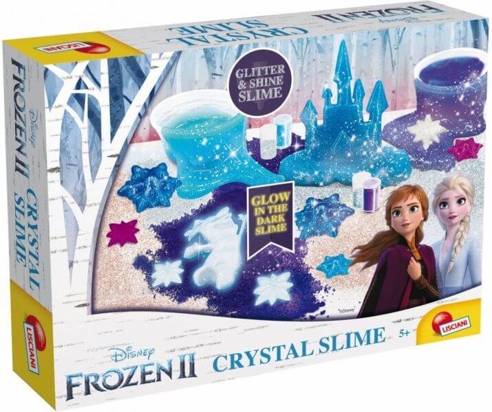 Lisciani Crystal Slime Frozen II