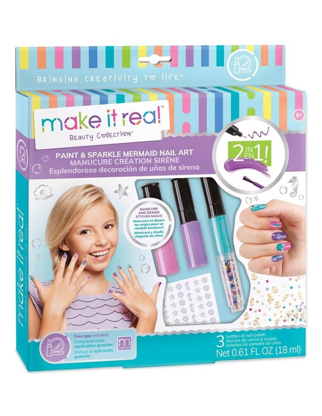 Make it real nail set