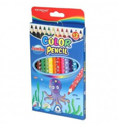 Crayons de Couleur  keyroad jumbo