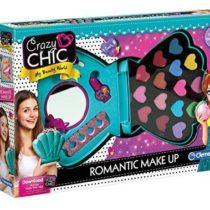 Clementoni Crazy Chic Maquillage Romantique 15240 maquillage fille p'tit ange tunisie