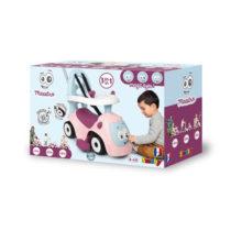 PORTEUR MAESTRO BALADE - ROSE jouet bébé p'tit ange tunisie