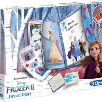 Clementoni Créez votre propre journal intime Frozen II p'tit ange Tunisie
