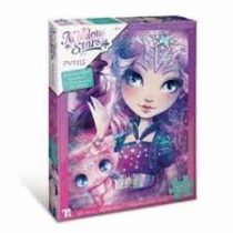Puzzle scintillants Nebulia & Stella fillette p'tit ange puzzle tunisie