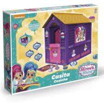Maison Shimmer & Shine 89567 jouet d'extérieur p'tit ange tunisie