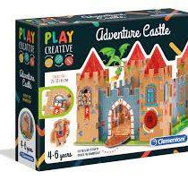 Adventure castle jeux créatif jouet p'tit ange Tunisie