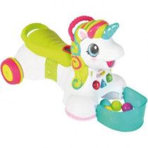3-in-1-sit-walk-ride-unicorn-bkids jouet bébé p'tit ange tunisie