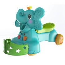PORTEUR ELEPHANT B KID 3IN1 P'TIT ANGE bébé tunisie
