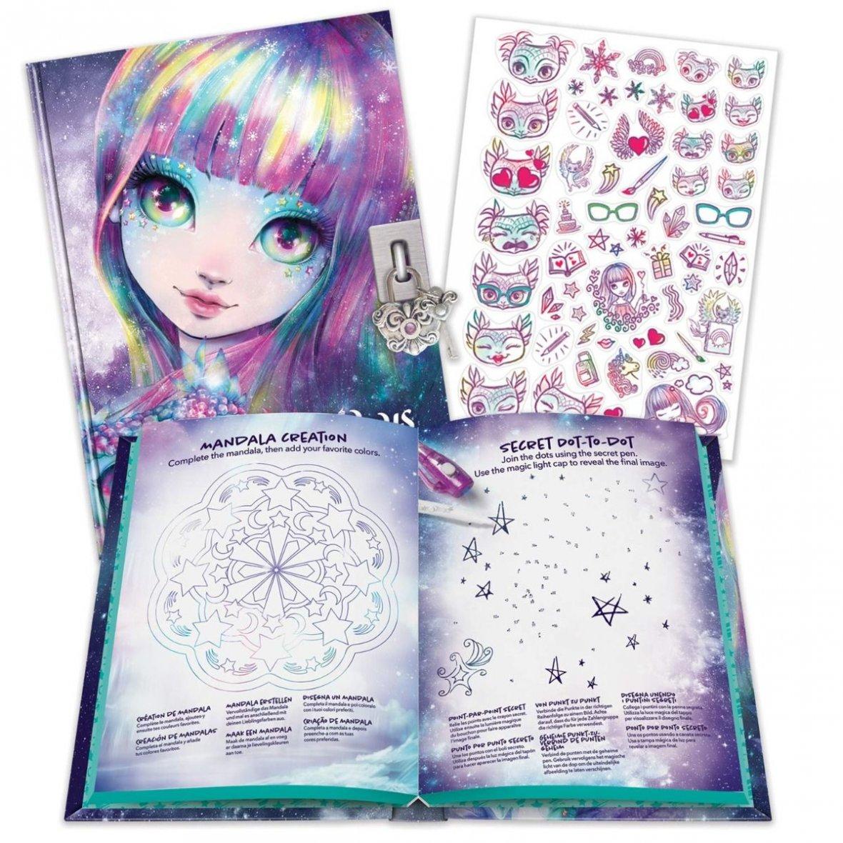 Nebulous Stars journal intime isadora