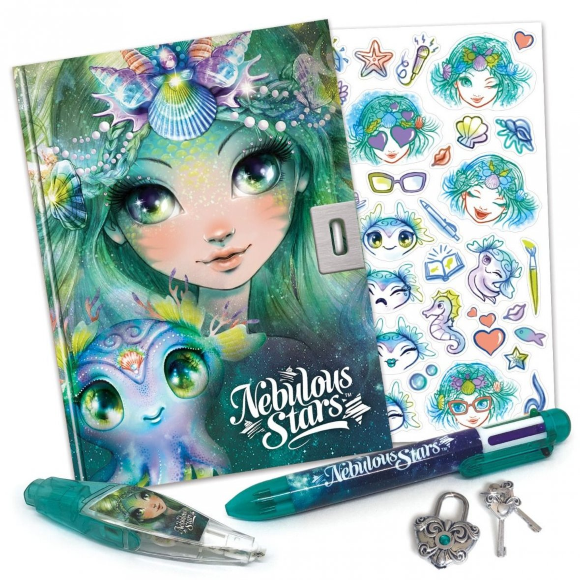 Nebulous Stars journal intime  Marinia