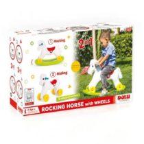 Rocking poney dolu7078 jouet bébé p'tit ange tunisie