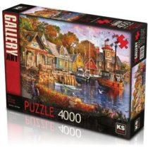 Puzzle Ks 23504, le port de la soirée 4000 piècesjouet puzzle petit ange tunisie