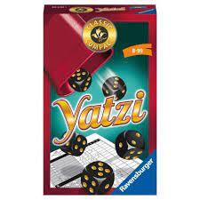 Jeu de souvenirs Yatzi